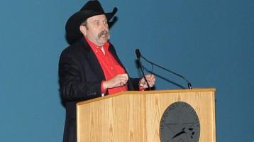 Matt Cravey, Speaker